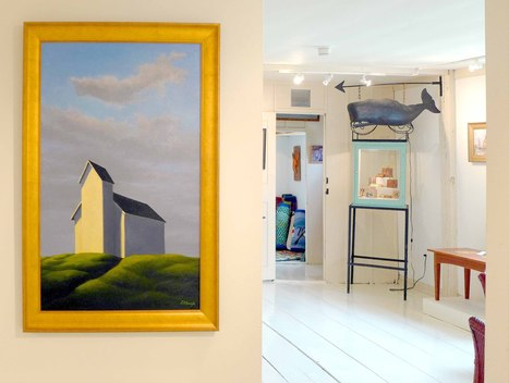 Touring the galleries of Nantucket - Boston Globe   Road Tripping   Scoop.it