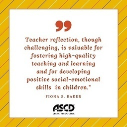 » Cultivating Positive Teacher-Child Relations Through Reflective PracticeASCD Inservice | Building Effective Relationships With Students | Scoop.it