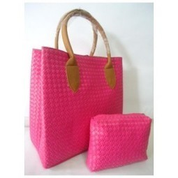 tas webe anyam pink - AyeshaShop.Com | Tas Murah | Scoop.it
