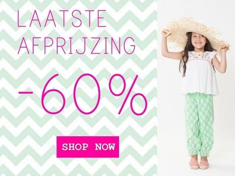 Betaalbare Kinderkleding Webshop.Babsilou Webshop Met Betaalbare Hippe K