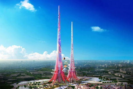 China's pollution-cleaning towers will be the world's tallest (ScienceAlert) | thefuture | Scoop.it