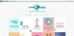 « Living The Change », le site de BNP Paribas sur les évolutions du monde | Stratégie de contenu | Scoop.it