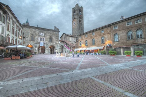 Bergamo, Italy, a Medieval Town of Art and Architecture Near Milan | Binterest | Scoop.it