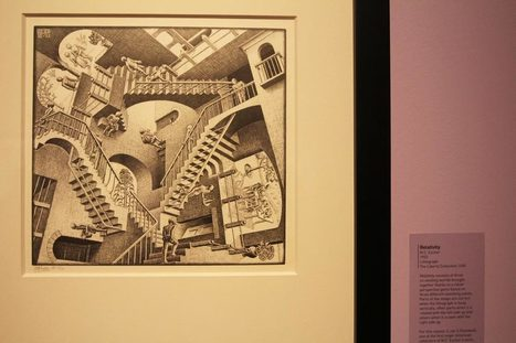 Optical illusions and Instagram-worthy rooms galore at Escher's exhibition in ArtScience Museum | The brain and illusions | Scoop.it