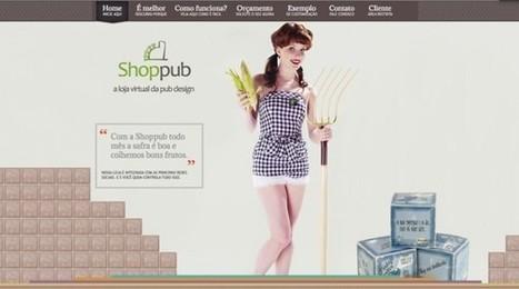 10 Websites with Vintage Inspired Designs | timms brand design | Scoop.it