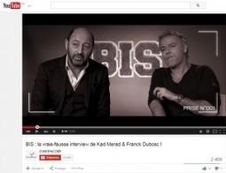 Tipp-Ex sort une fausse interview avec les acteurs du film Bis | Stratégie de contenu | Scoop.it