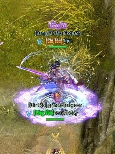 """Xuất hiện Chí Tôn đầu tiên trong tựa game """"9K Truyền Kỳ"""""""