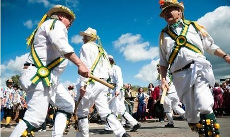 Why are morris dancers under threat from a shortage of irons? | British Culture, Society & Languages | Scoop.it