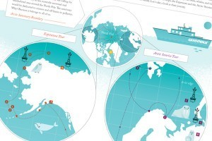 Greenpeace: Save the Arctic Tour | green infographics | Scoop.it