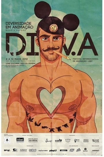 Gay animated films at DIV.A in Rio de Janeiro | Gay Entertainment | Scoop.it