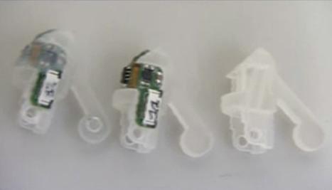 Un doigt artificiel sensible verra bientôt le jour | Actualités robots et humanoïdes | Scoop.it