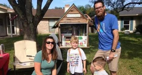 Library Love: Little Free Libraries | Librarysoul | Scoop.it