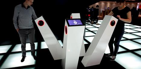 Un dispositif interactif et sensoriel étonnant sur le stand de Tissot au salon Baseworld 2012 | Cabinet de curiosités numériques | Scoop.it