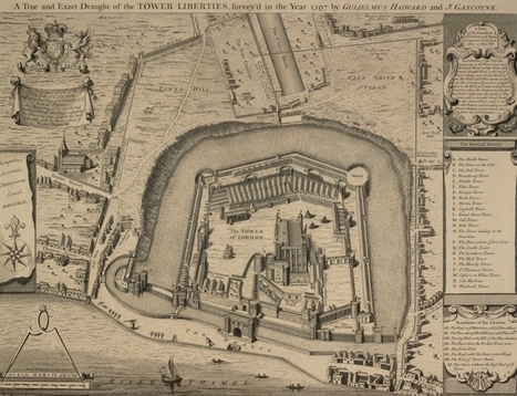 Gamer's explore streets of 17th-century London | History Extra | Digital Humanities and Linked Data | Scoop.it
