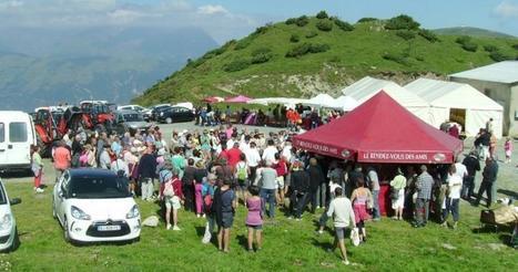 Azet. La commune fête ses estives | Vallée d'Aure - Pyrénées | Scoop.it
