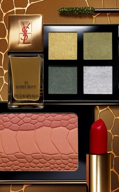 """YSL Fall Look 2012 """"Contemporary Amazon""""   by Styling Amsterdam 9ae19ce3864c"""