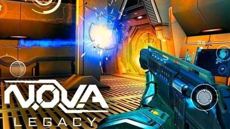 NOVA Legacy android hack' in android | Scoop it