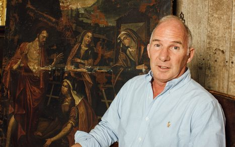 Forgotten oil painting could be lost Raphael, as scientists date it to 16th century  | News in Conservation | Scoop.it