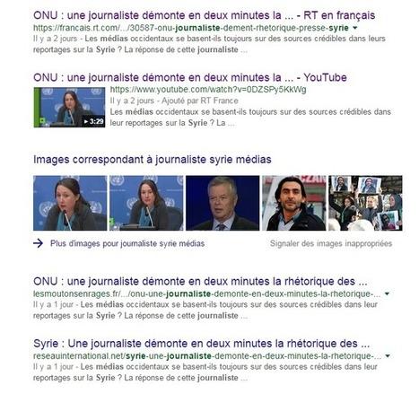 Propagande prorusse sur Alep: qui est cette «journaliste indépendante» qui cartonne sur le Web? | CLEMI - Veille sur l'Education aux médias et à l'information | Scoop.it