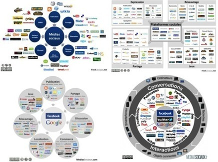 Panorama des médias sociaux 2013 - MediasSociaux.fr | Innovations pédagogiques numériques | Scoop.it