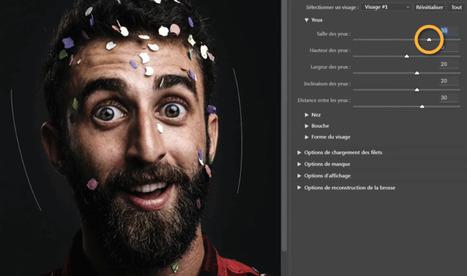 Modification et accentuation des traits d'un visage | Trucs, Conseils et Astuces | Scoop.it