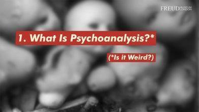 Museo Freud Londra: video educativo sulla psicoanalisi - The Freud Museum  ~ What is Psychoanalysis? (Is it Weird?) | AulaUeb Filosofia | Scoop.it