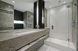 dfaboston » Décorez autrement votre salle de bain avec de pierres ... | Salle de bains | Scoop.it
