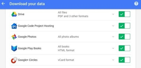 8 Super Handy Things I Just Learned About GooglePhotos | Social Media and Mobile Websites | Scoop.it