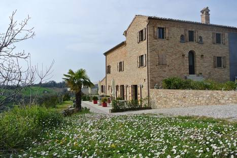 Bed and Breakfast with mini camping and 8 hectares of land - Property Le Marche | Italian Properties - Italiaans Onroerend Goed | Scoop.it