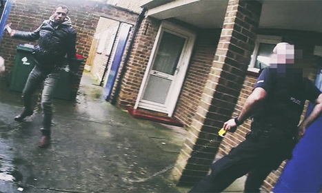 Video of officers attacked in Crawley | Police Problems and Policy | Scoop.it