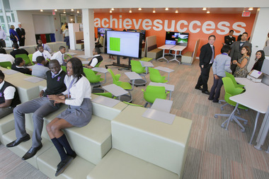 $4M facility dubbed 'classroom of the future' | Adult learning and reading | Scoop.it