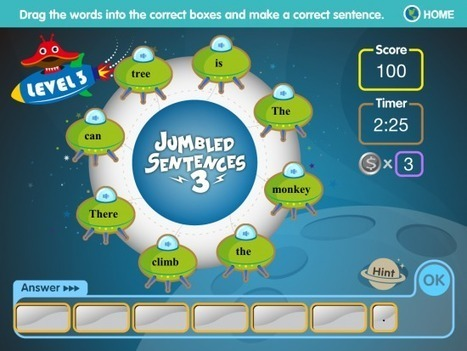 Free Technology for Teachers: Five Fun and Free iPad Apps That Help Students Learn to Write | ipadseducation | Scoop.it