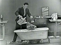 "John Cage Performs Water Walk on ""I've Got a Secret"" (1960)   Soul Fill   Scoop.it"