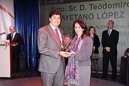 El director general de Administración Electrónica, es galardonado ... - Extremadura de Hoy | @dministracion | Scoop.it