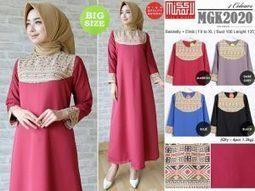 grosir baju online murah MGK2020 - Grosir Baju Muslim Termurah 9de7e2aea2