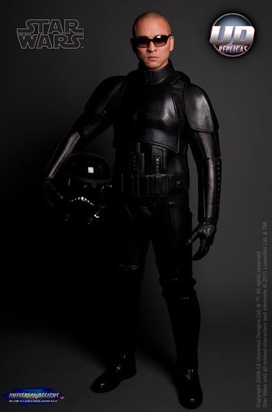 Star Wars Stormtrooper leather motorcycle suit lets you show Imperial allegiance | All Geeks | Scoop.it