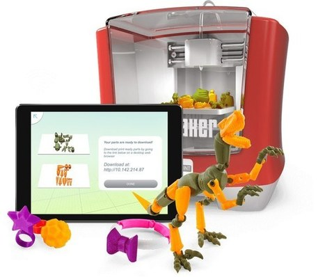 Mattel brings back ThingMaker as a 3D printer for kids | 3D Printing and Innovative Technology | Scoop.it