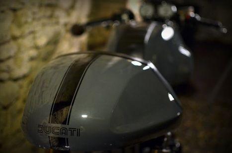 RocketGarage Cafe Racer: Ducati Sport 1000 Biposto by Kerozin | Desmopro News | Scoop.it