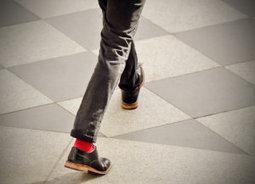 Change your walking style, change your mood   Mental Health & Emotional Wellness   Scoop.it