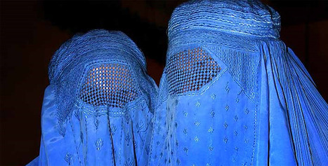 Five Reasons To Ban the Burqa | Race & Crime UK | Scoop.it