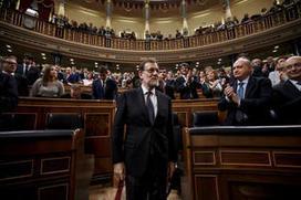 Espagne. Rajoy reconduit, une sortie de crise politique par la petite porte | Union Européenne, une construction dans la tourmente | Scoop.it