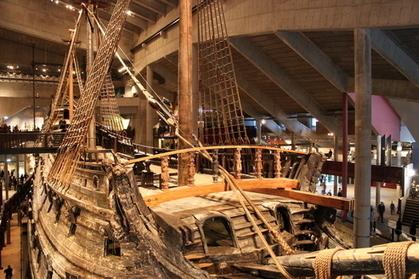 Le Vasa, navire du XVIIe siècle quasi-intact et unique au monde | The Blog's Revue by OlivierSC | Scoop.it