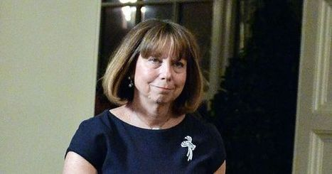 Jill Abramson : « Vous ne pouvez pas garder un secret bien longtemps »   Revue des médias   Scoop.it