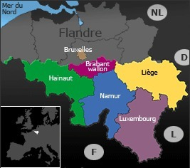 Tourisme GPS Wallonia   BTN   Scoop.it