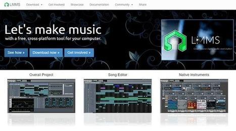 Let's Make Music   ARTE, ARTISTAS E INNOVACIÓN TECNOLÓGICA   Scoop.it
