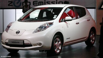 Nissan Leaf on sale in November, charging stations rolled out at nine dealers | Interesting Engineering | Scoop.it