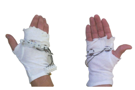 O Vibrating Gloves, Lead Me to the Cereal | MIT Technology Review | Cyborg Lives | Scoop.it