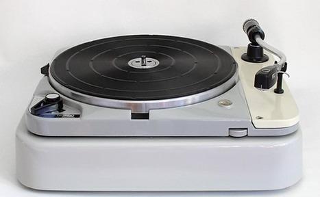 Hoe een 'poor man's' draaitafel kan transformeren in een ... | audio Gear! | Scoop.it