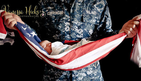 Photographer Harassed Online After Using American Flag as Prop for Baby Photo | xposing world of Photography & Design | Scoop.it