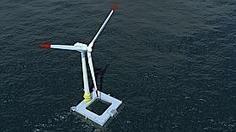 Pari d'une start-up provençale : des éoliennes sous le mistral en pleine mer | Jisseo :: Imagineering & Making | Scoop.it